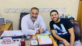 محمد شاهين يكشف آخر تطورات حالته الصحية: «الأمور بتتحسن»