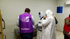 مراكز التطعيم الجديدة ببورسعيد تستقبل الراغبين بتلقي لقاح كورونا