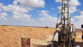 بدء تنفيذ مشروع ازدواج طريق مطروح - سيوة الصحراوي