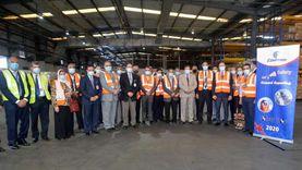 """""""منار"""" يشهد تكريم العاملين المتميزين بمصر للطيران في مجال السلامة"""