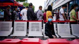 الصين: لا إصابات بكورونا.. وتسجيل 15 إصابة وافدة من الخارج