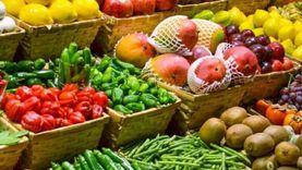 أسعار الخضار والفاكهة بأسواق الدقهلية تراجع الطماطم وزيادة في البطاطس