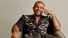 عمرو دياب يستعد لحفله الغنائي غدا في دبي