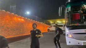 وصول حافلة الزمالك إلى استاد القاهرة لمواجهة الجونة بدون باتشيكو