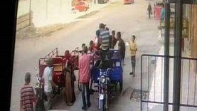 صور.. السيدة المغتصبة بالمقابر تواجه الجناة: بوست رجليهم عشان يسيبوني