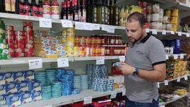 تحرير 67 محضرًا وإعدام 161 كيلو أغذية فاسدة بمدينة دهب في جنوب سيناء