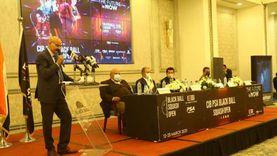 وزير الشباب يشهد الإعلان عن بطولتي «بلاك بول» الدولية المفتوحة