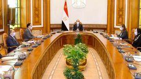 عاجل.. السيسي يتابع البرنامج الحكومي للتنمية المحلية في الصعيد