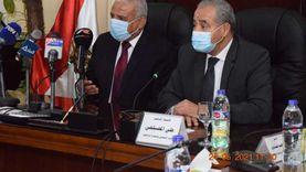 «التموين» تتعاون مع محافظة السويس لإنشاء منطقة «تجارية - لوجستية»