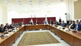 اجتماع بالشرقية لمتابعة إجراءات الوقاية من كورونا بالمناطق الصناعية