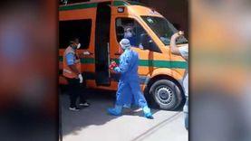 صحة قنا تنعى مدير مستشفى الجلدية سابقا بعد وفاته بـ كورونا