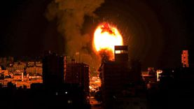 عاجل.. غارات إسرائيلية جديدة على بلدة «القراره» شرق «خانيونس» «فيديو»