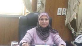 ميرفت سعيد مديرا للتأمين الصحي بالقليوبية بعد وفاة جمال حجاج