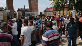 """عمال مصانع الدقهلية يشاركون في انتخابات """"الشيوخ"""": مناسبة وطنية"""
