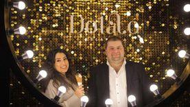 نجوم المجتمع والأعمال والفن يشاركون فى حفل الانطلاق الرسمى ل Dolato Gelateria من مصر