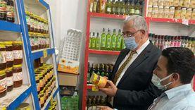 القصير لـ«الشيوخ»: الصادرات الزراعية المصرية بلغت 33 مليار جنيه