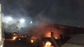 بعد حريق وزارة الزراعة.. تعرف على إجراءات وردود فعل الوزارة
