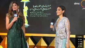 مي الغيطي: فخورة بمنافسة الأفلام المصرية للسينما العالمية