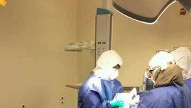إجراء جراحة دقيقة بالمخ لسجين بمستشفى الزقازيق العام