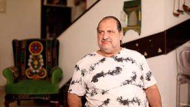 خالد الصاوي عن أشرف زكي: وجدته كتفا بكتف داخل القبر وأنا بدفن والدي