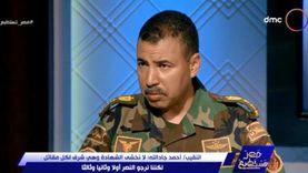 عميد بقوات المظلات: نتبع كل معايير الأمان.. وزوجاتنا جنود مجهولة