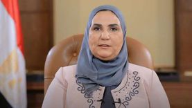 كلمة وزيرة التضامن في اليوم العالمي لمكافحة الإتجار بالبشر «فيديو»