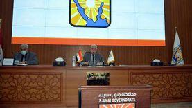 افتتاح 24 مشروعا في احتفالات 30 يونيو بجنوب سيناء