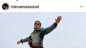 مينا مسعود يبدي إعجابه بالأهرامات: مشاهدتها تعطيني طاقة