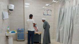 عودة مستشفى الأقصر العام لاستقبال كل المرضى من جديد