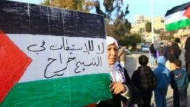 عاجل.. جيش الاحتلال يفض اعتصام الشيخ جراح في القدس بالقوة