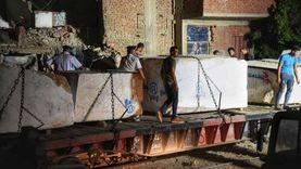 إصابة 40 فى حادث قطار الإسكندرية ووفاة 2 فى «حلوان».. وتعويضات عاجلة من «التضامن»