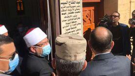 صور.. وزير الأوقاف ومحافظ أسيوط يفتتحان مسجد اليوسفي بمركز ديروط