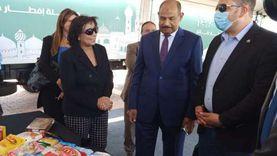 «مصر الخير» تطلق ثاني قوافلها الغذائية: 38 شاحنة محملة بـ490 طنا