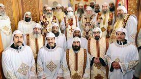 حركة رسامات وترقيات للرهبان بالأديرة القبطية في سوهاج والقدس