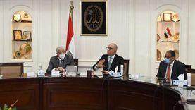 """وزير الإسكان ومحافظ جنوب سيناء يستعرضان مشروع """"التجلي الأعظم"""""""