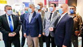 """رئيس """"ميناء دمياط"""" يشارك في المعرض والمؤتمر الدولي الثالث للنقل الذكي"""