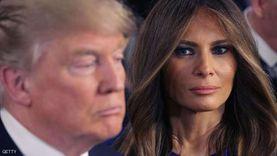 """ميلانيا تغيب عن دعم جولات ترامب الانتخابية: """"لا تشعر بالراحة"""""""