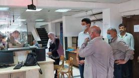 نائب محافظ القليوبية يتابع انتظام تلقي طلبات التصالح بشبرا