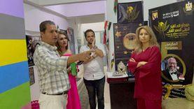 تفاصيل زيارة وفد مسرحي روسي لمقر مهرجان شرم الشيخ الشبابي