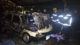 مصرع منتج فيلم «شنطة حمزة» و3 آخرين في انفجار سيارة على محور 26 يوليو