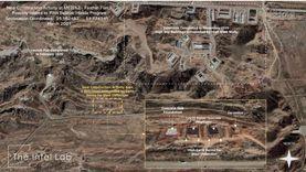 4 مبان جديدة بمجمع «بارشين» النووي الإيراني تجدد المخاوف الدولية