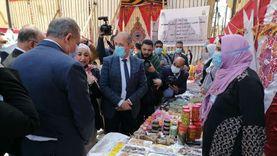 «طلباتك أوامر».. مبادرة محافظة القاهرة وتطوير العشوائيات بروضة السيدة