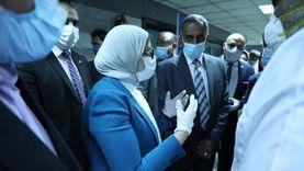"""""""الصحة"""": ارتفاع نسب الشفاء من فيروس كورونا لـ30% في مستشفيات العزل"""