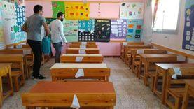 """إجراءات مشددة لمجابهة """"كورونا"""" في مدارس جنوب سيناء"""