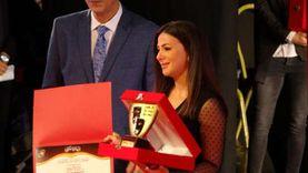 افتتاح مهرجان القومي للمسرح المصري: بكاء دنيا سمير غانم وسامي مغاوري