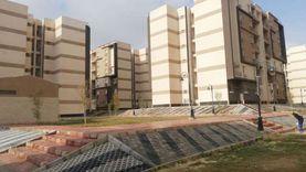 بدء تسليم 1128 وحدة سكنية بمشروع «سكن مصر» بحدائق أكتوبر الأحد