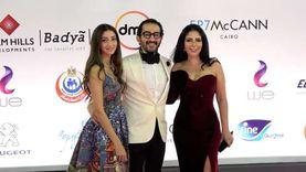 كابلز الريد كاربت.. فنانون ونصهم الحلو في افتتاح القاهرة السينمائي