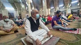 انطلاق صلاة عيد الفطر المبارك 2021 بالإسكندرية وسط إجراءات احترازية