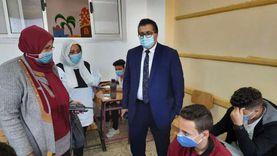 100 % نسبة حضور طلاب الصف الأول الثانوي في «امتحانات جنوب سيناء»