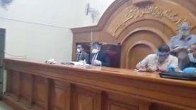"""تأجيل محاكمة 12 متهما في """"أحداث مجلس الوزراء"""" لـ9 اغسطس"""